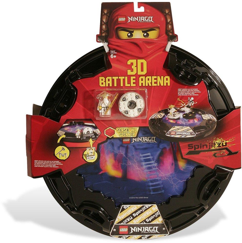 Ninjago 3D Battle Arena