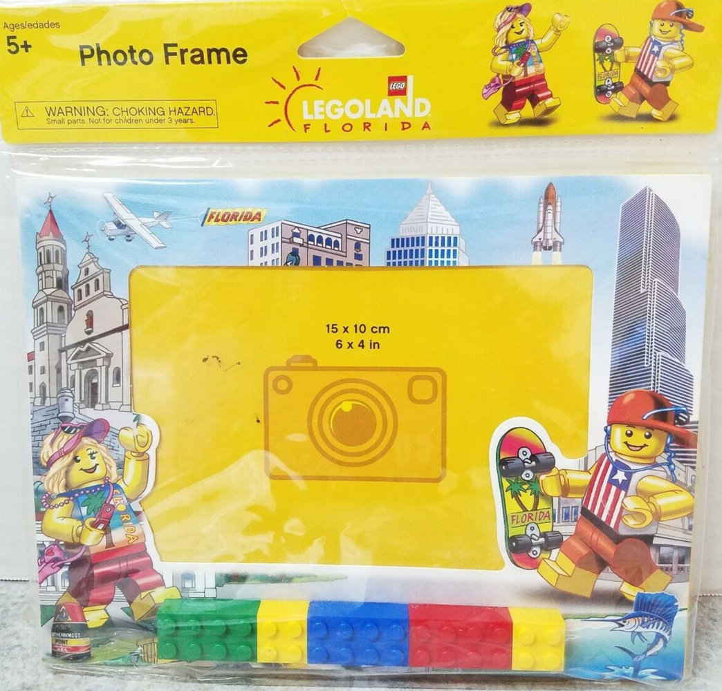Photo Frame (LEGOLAND Florida Version)
