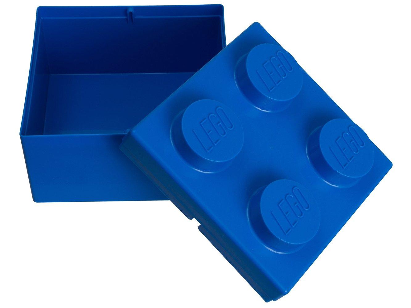 2x2 Storage Brick (Blue)