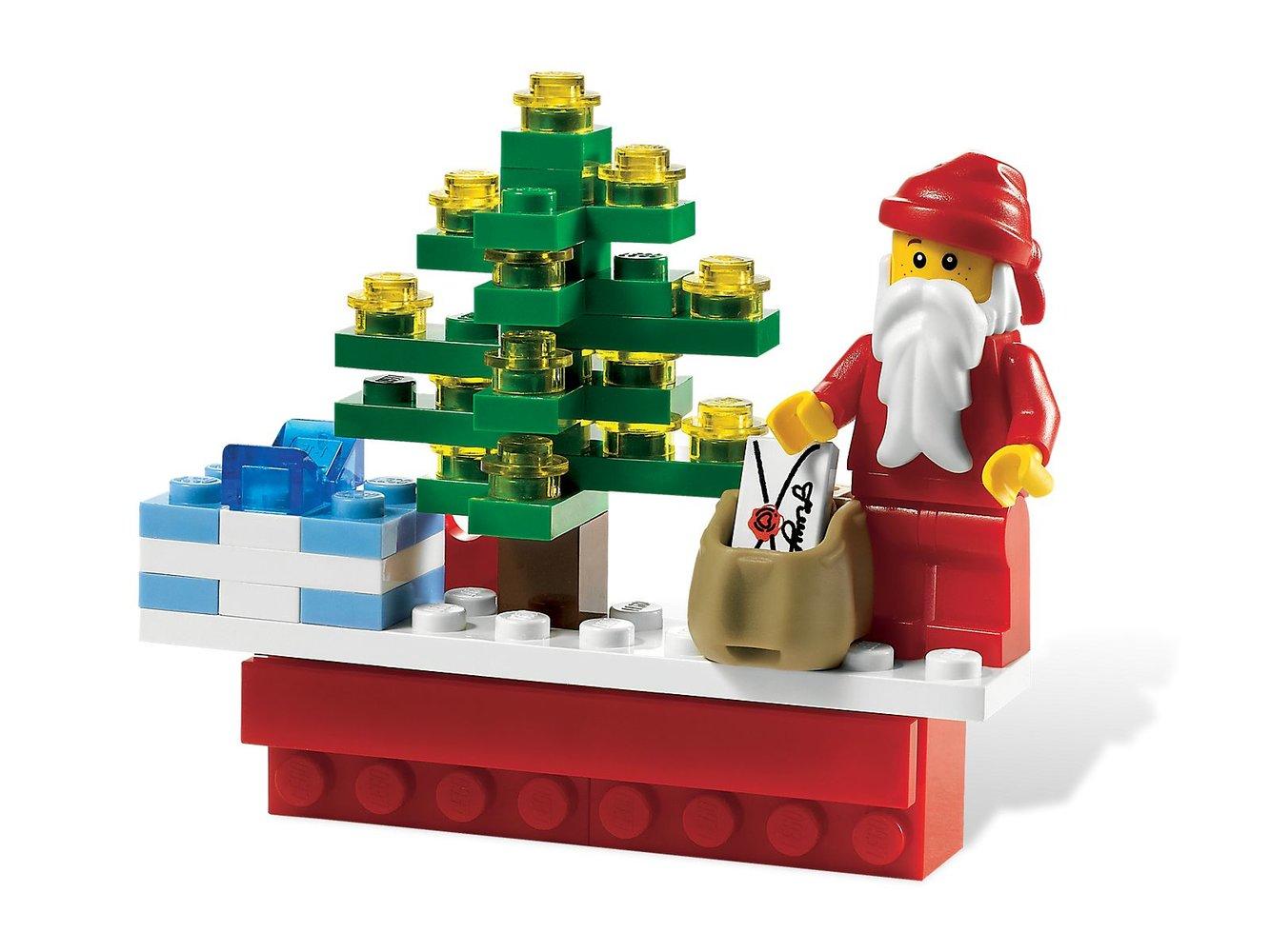 Holiday Scene Magnet