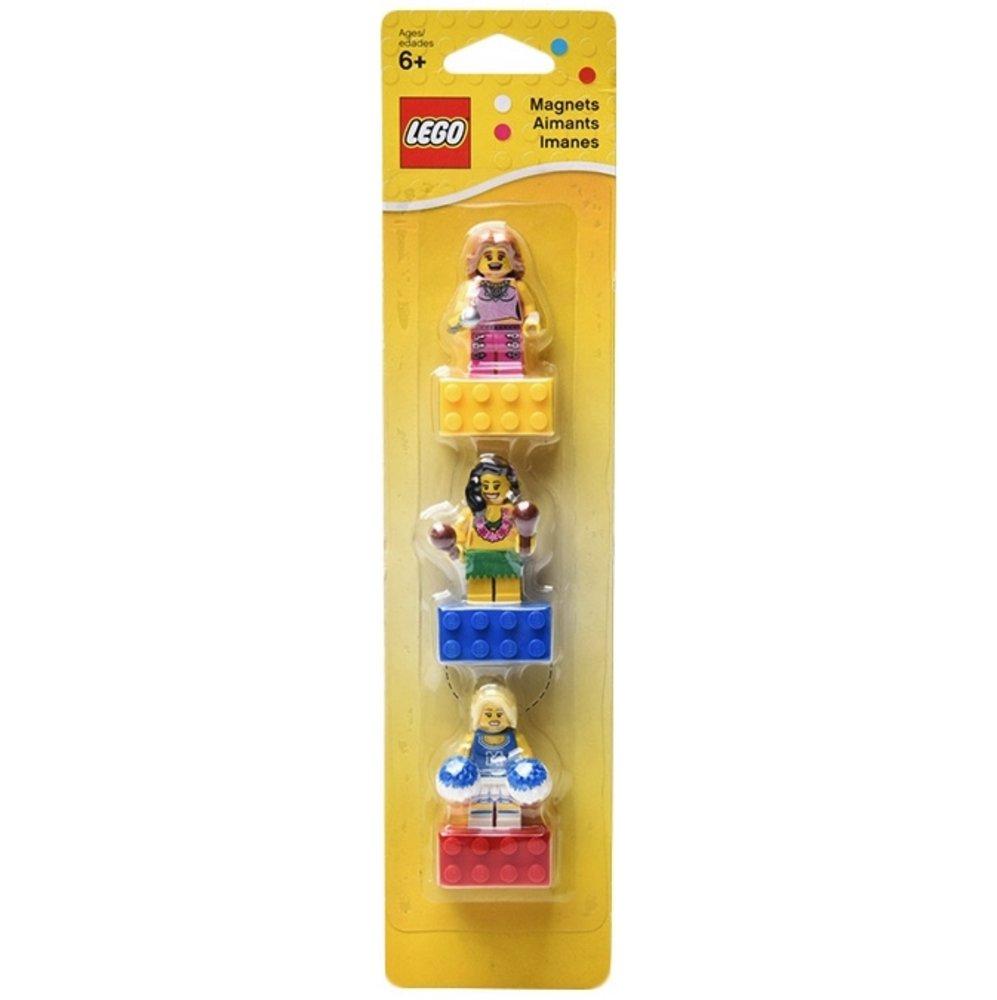 Girl Magnet Set 2012