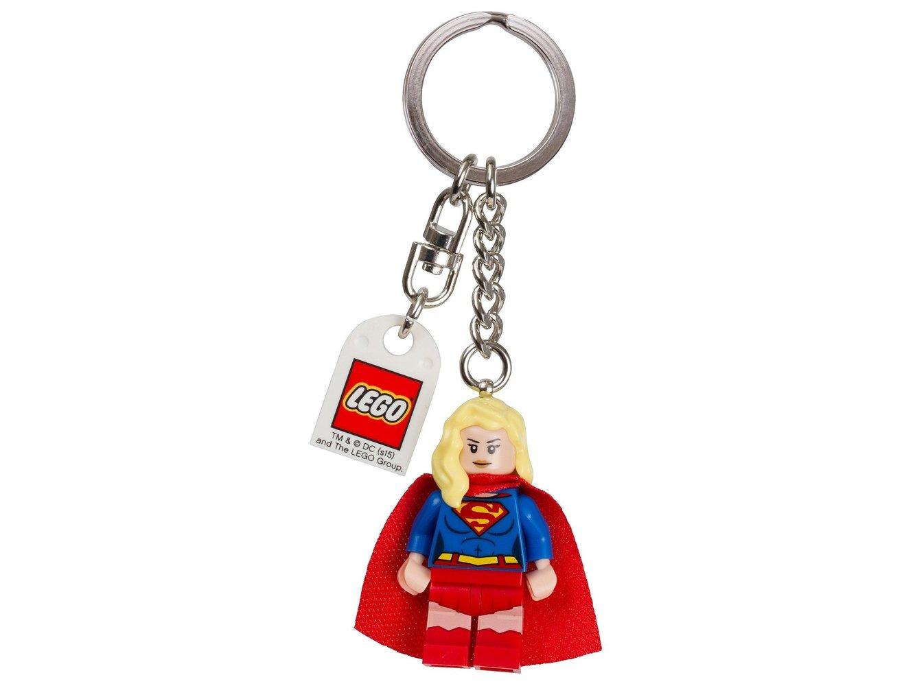 Supergirl Key Chain