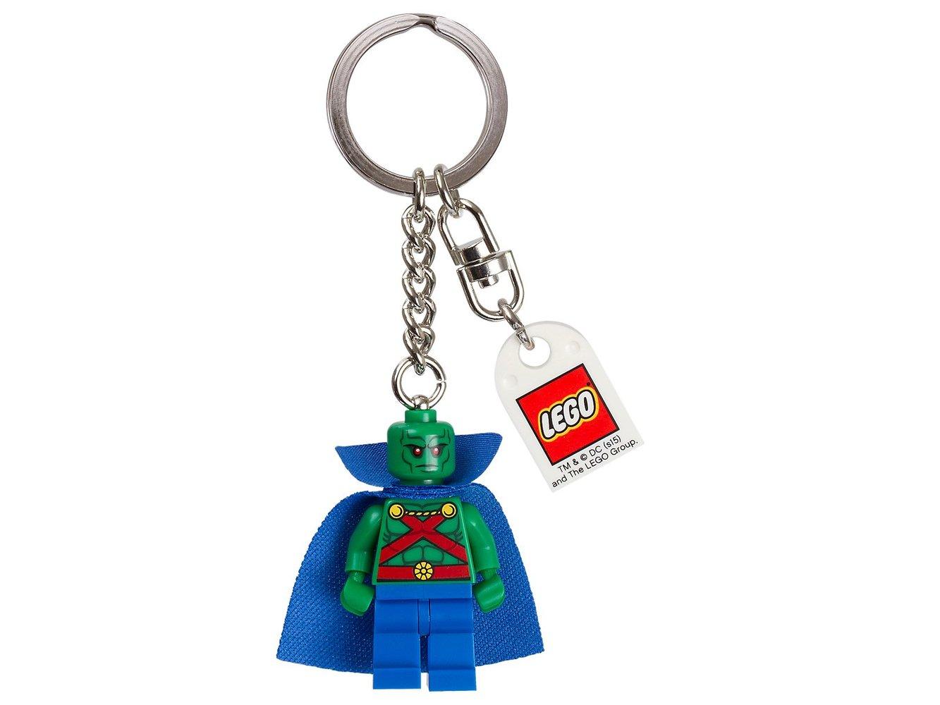 Martian Manhunter Key Chain