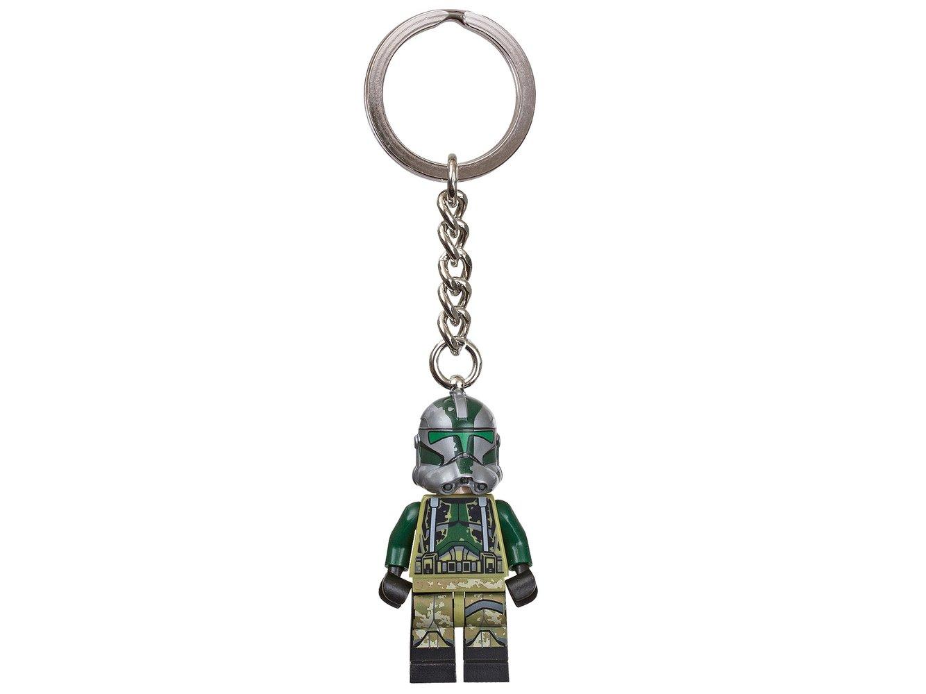 Commander Gree Key Chain