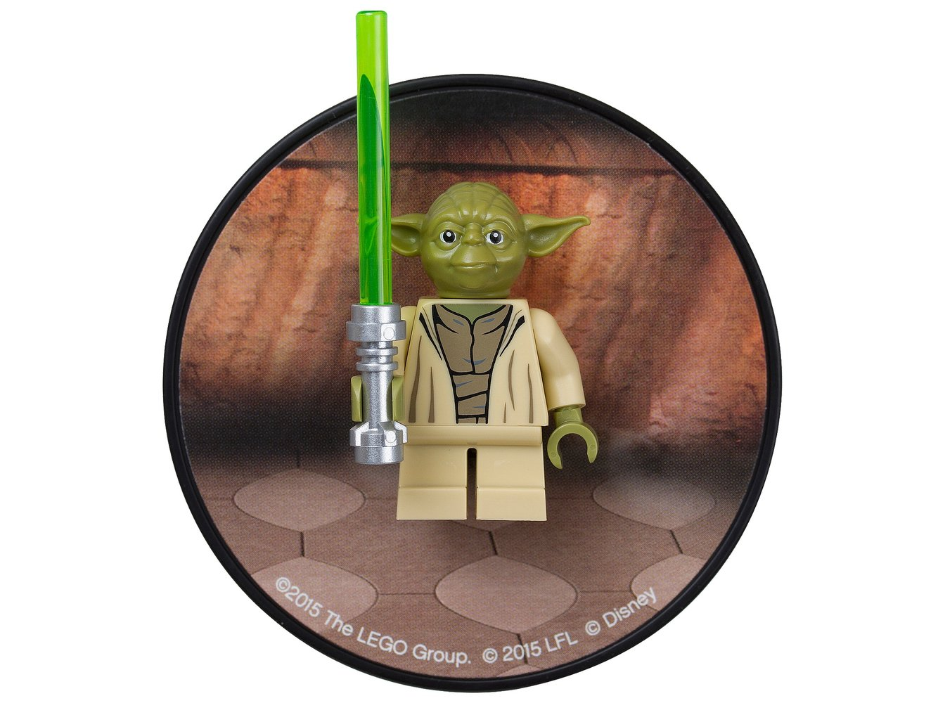 Yoda Magnet