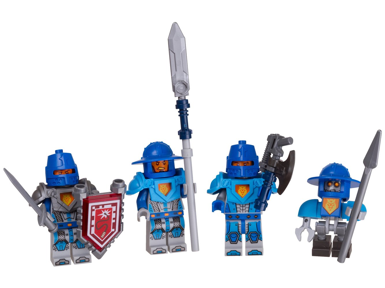 Knights Army-Building Set