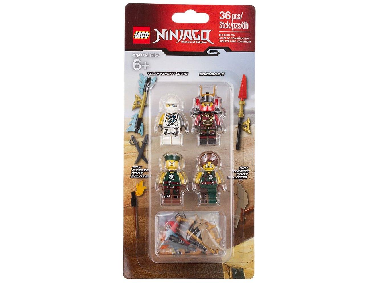Ninjago Accessory Set