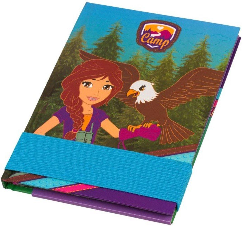 Campsite Scrapbook