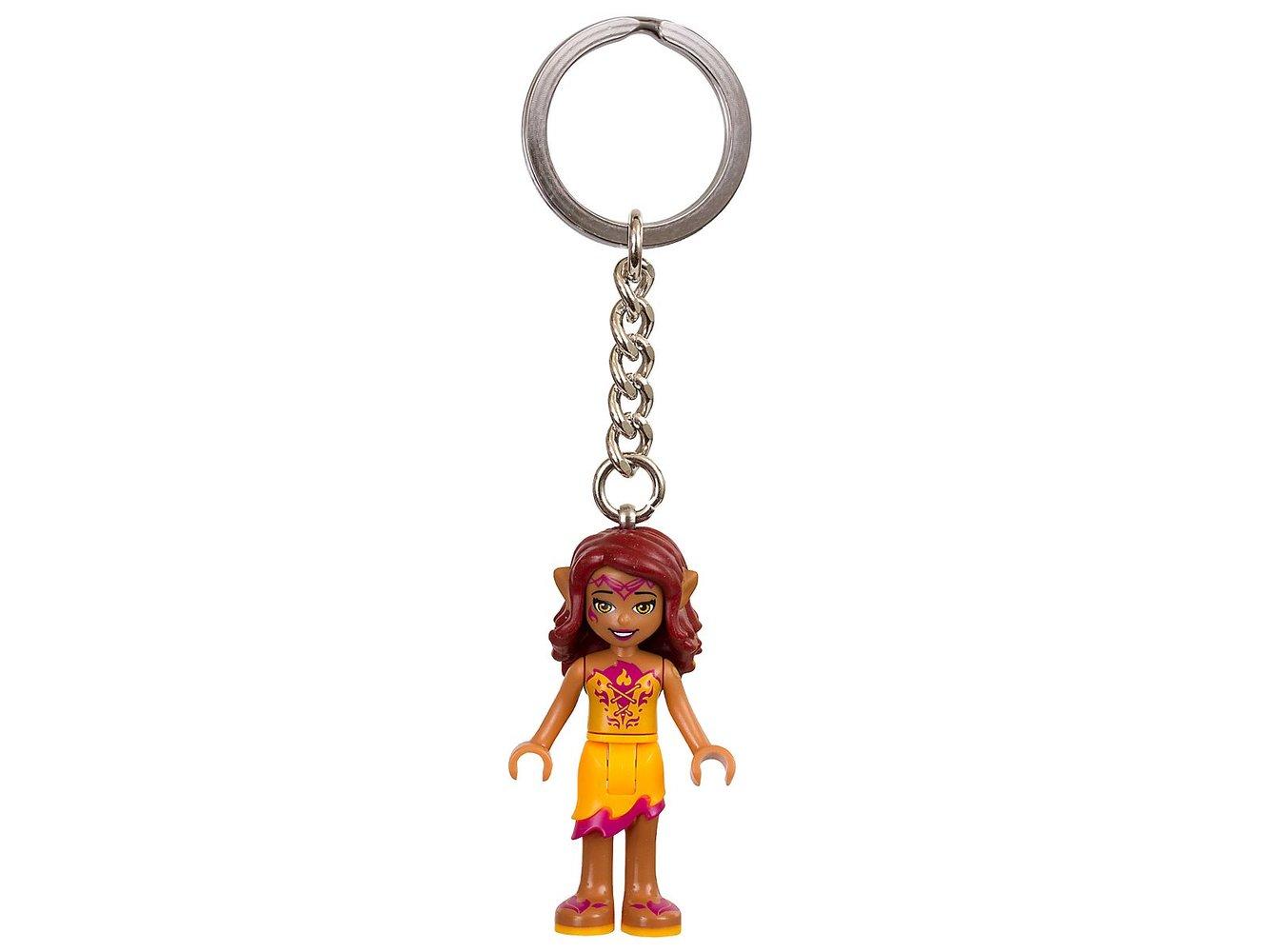 Azari the Fire Elf Key Chain