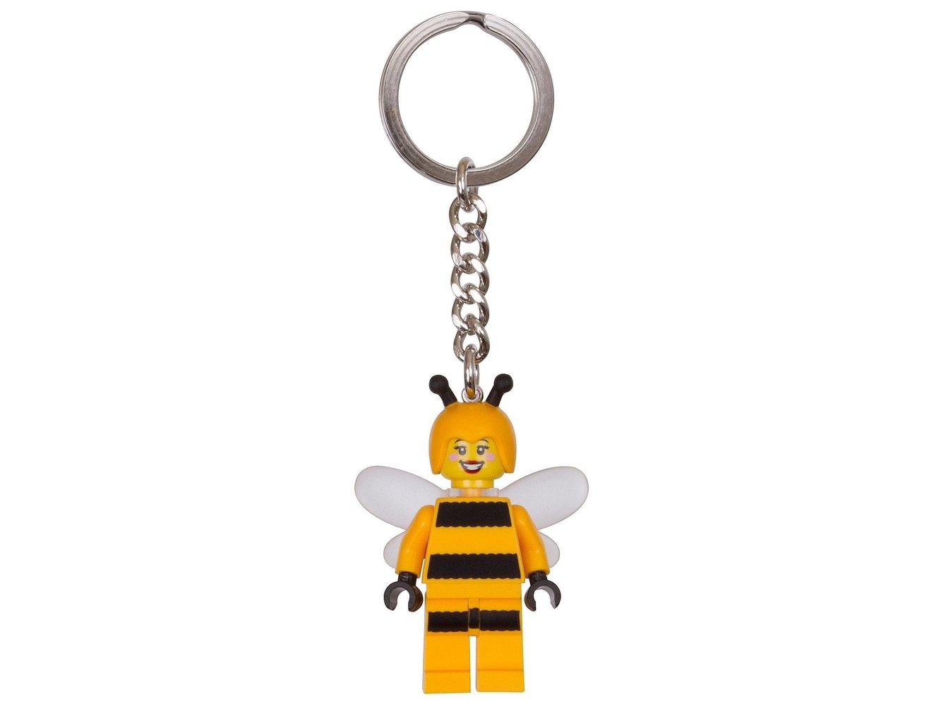 Bumblebee Girl Key Chain