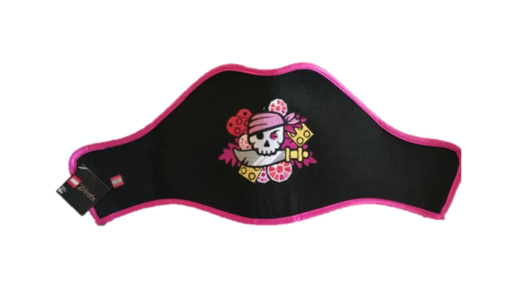 Pirate Hat (Pink)