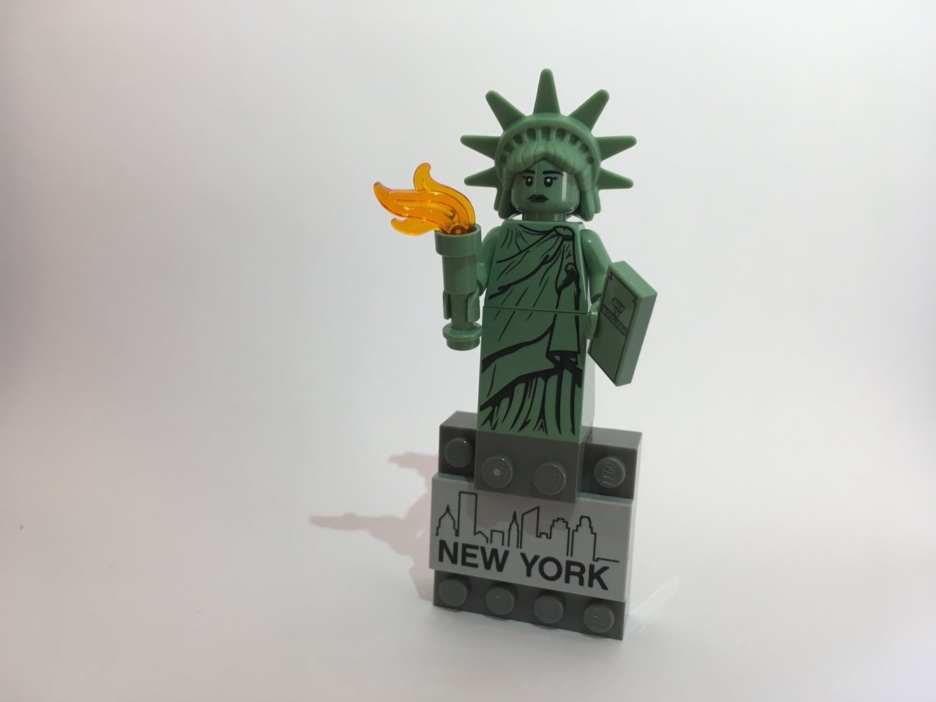 Statue of Liberty Magnet [Rockefeller Square Exclusive]