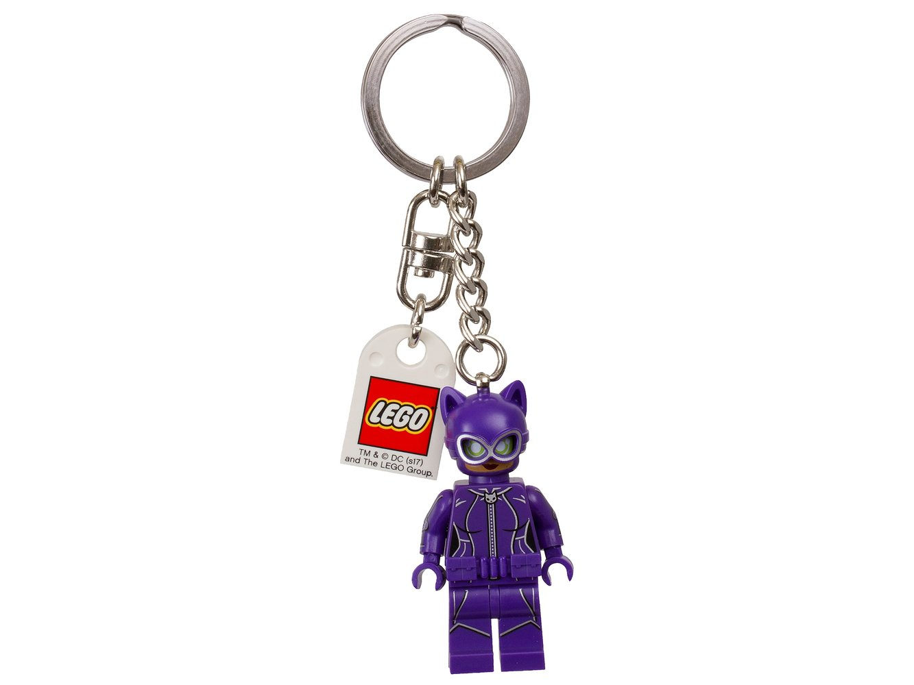 Catwoman Key Chain