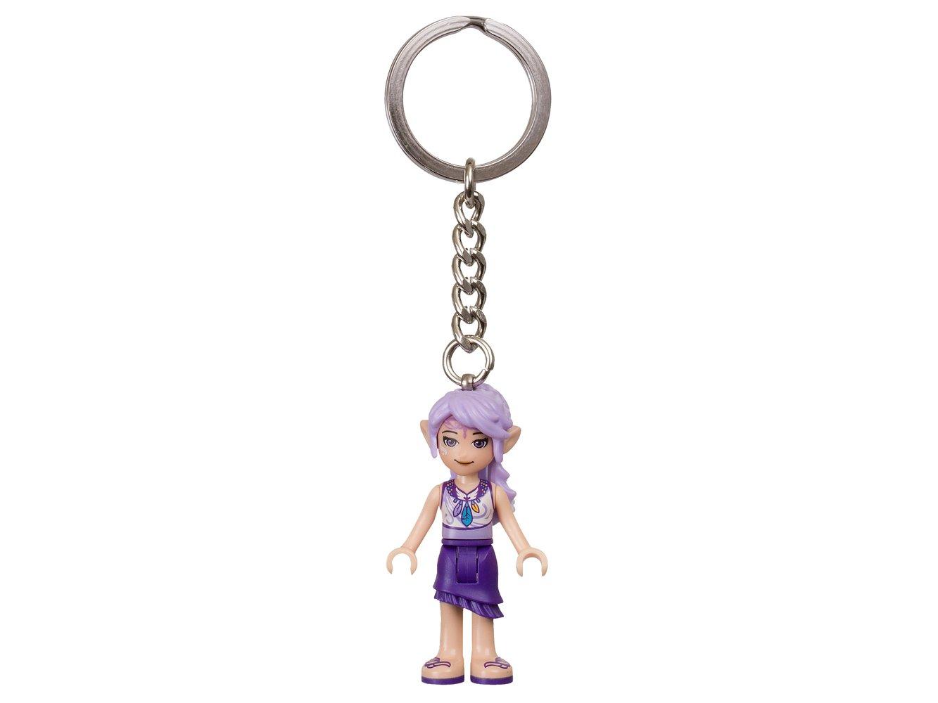 Aira the Wind Elf Key Chain