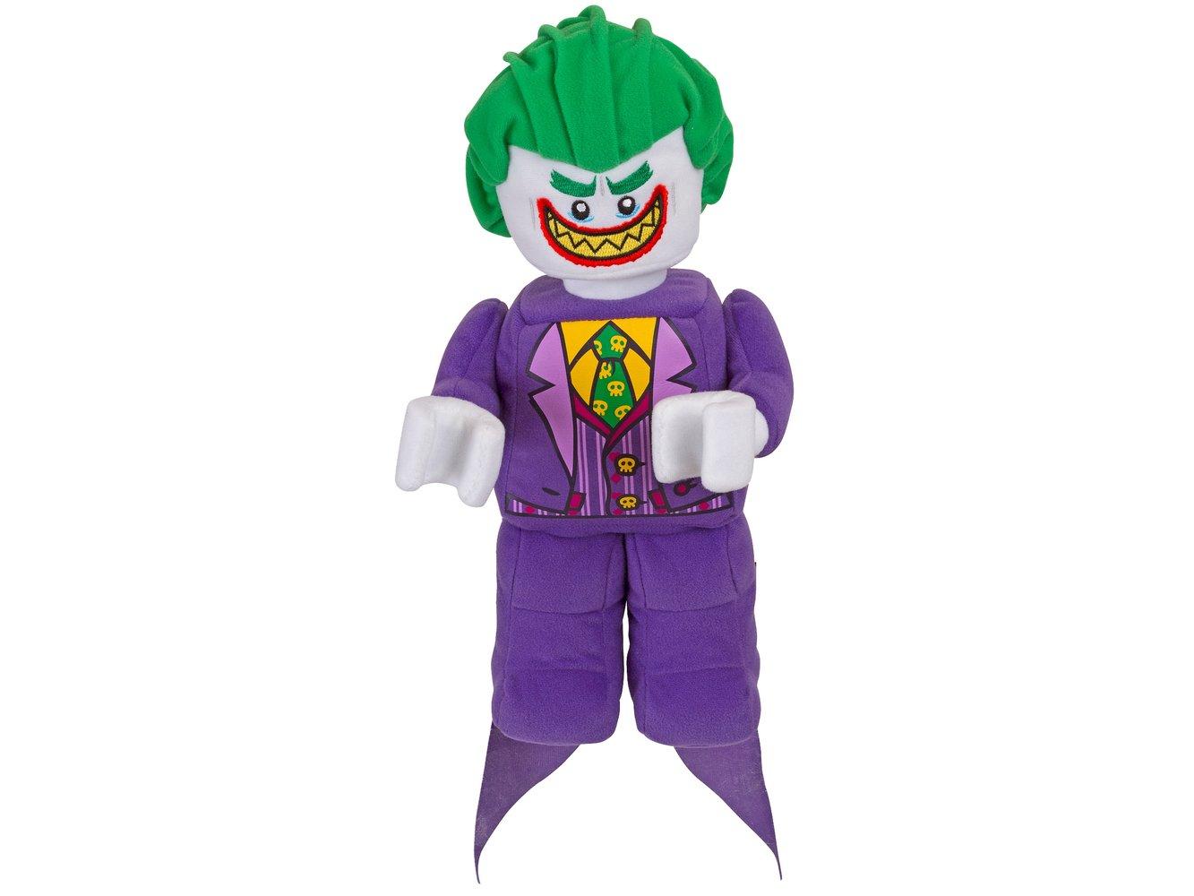 The Joker Minifigure Plush