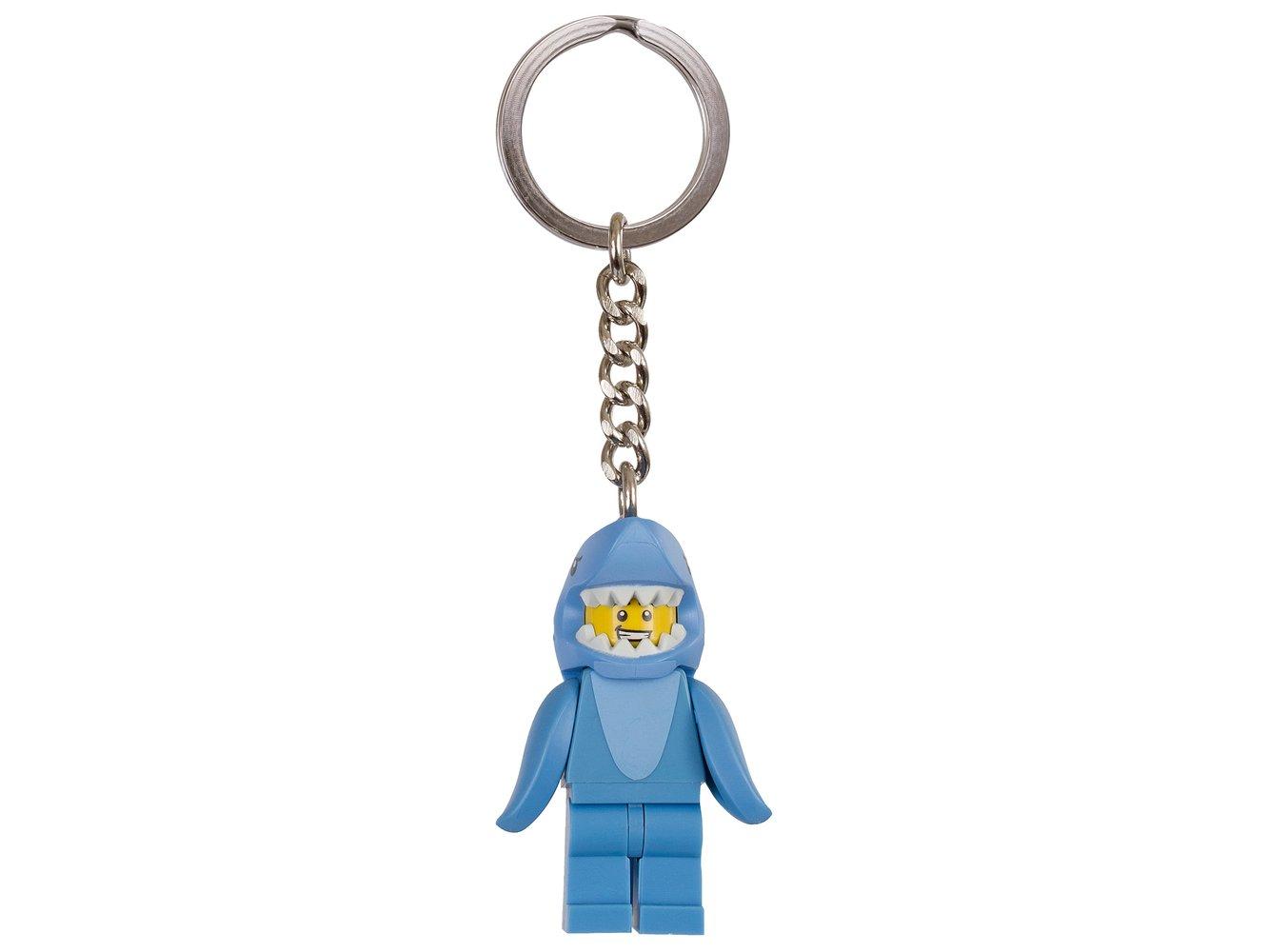 Shark Suit Guy Key Chain
