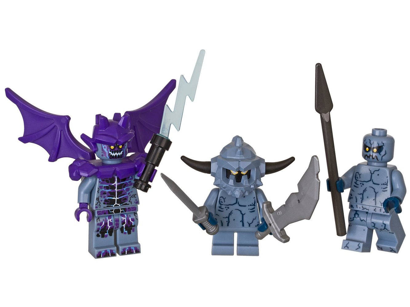 Stone Monsters Accessory Set