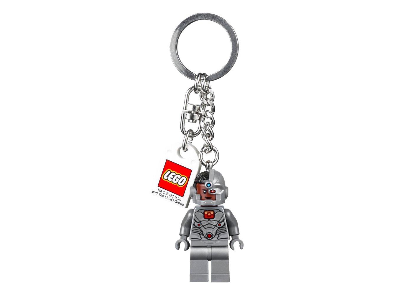 Cyborg Key Chain