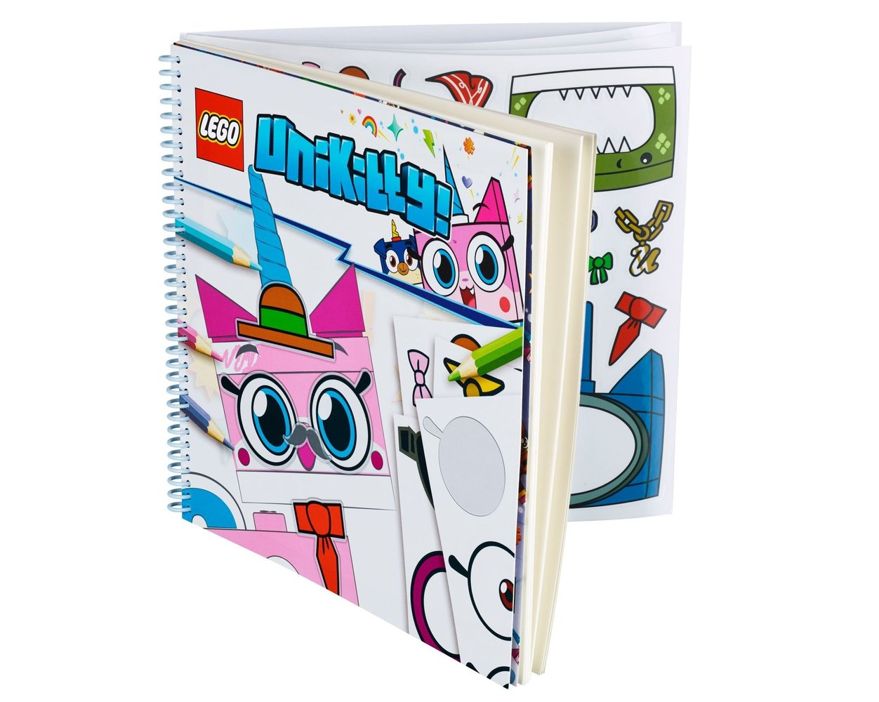 Unikitty Activity Book