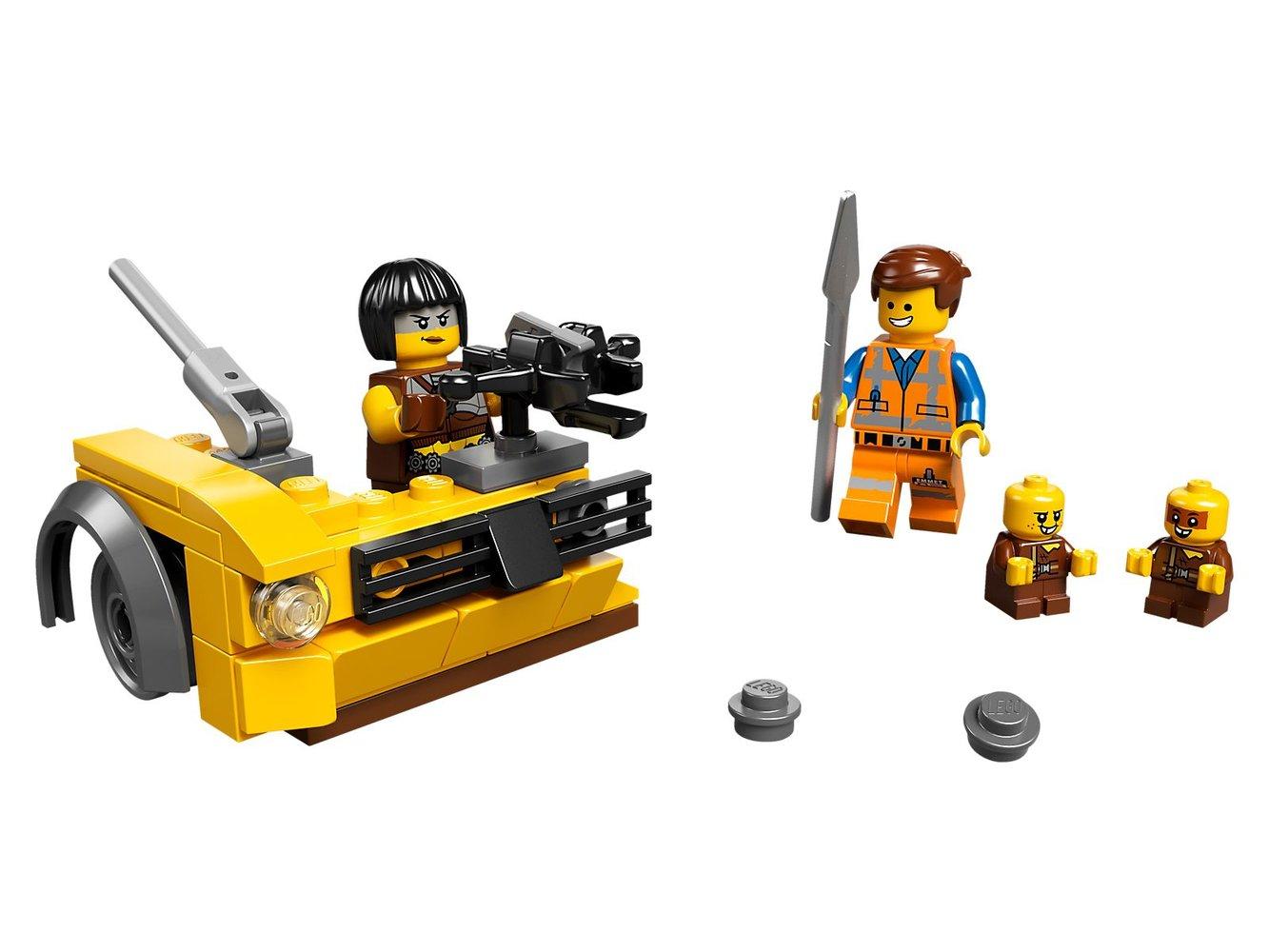 The LEGO Movie 2 Accessory Set