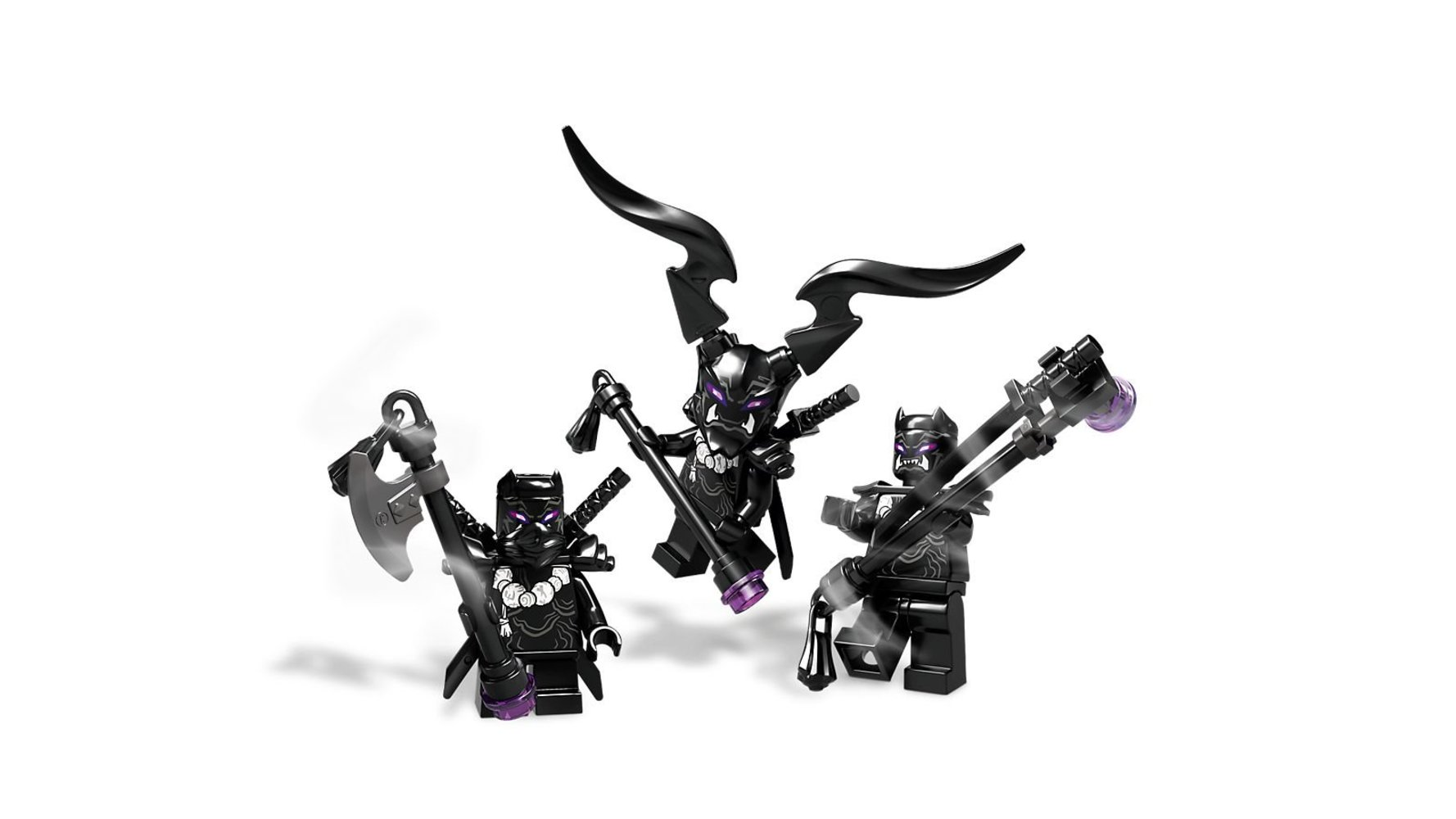 Oni Villians Accessory Set