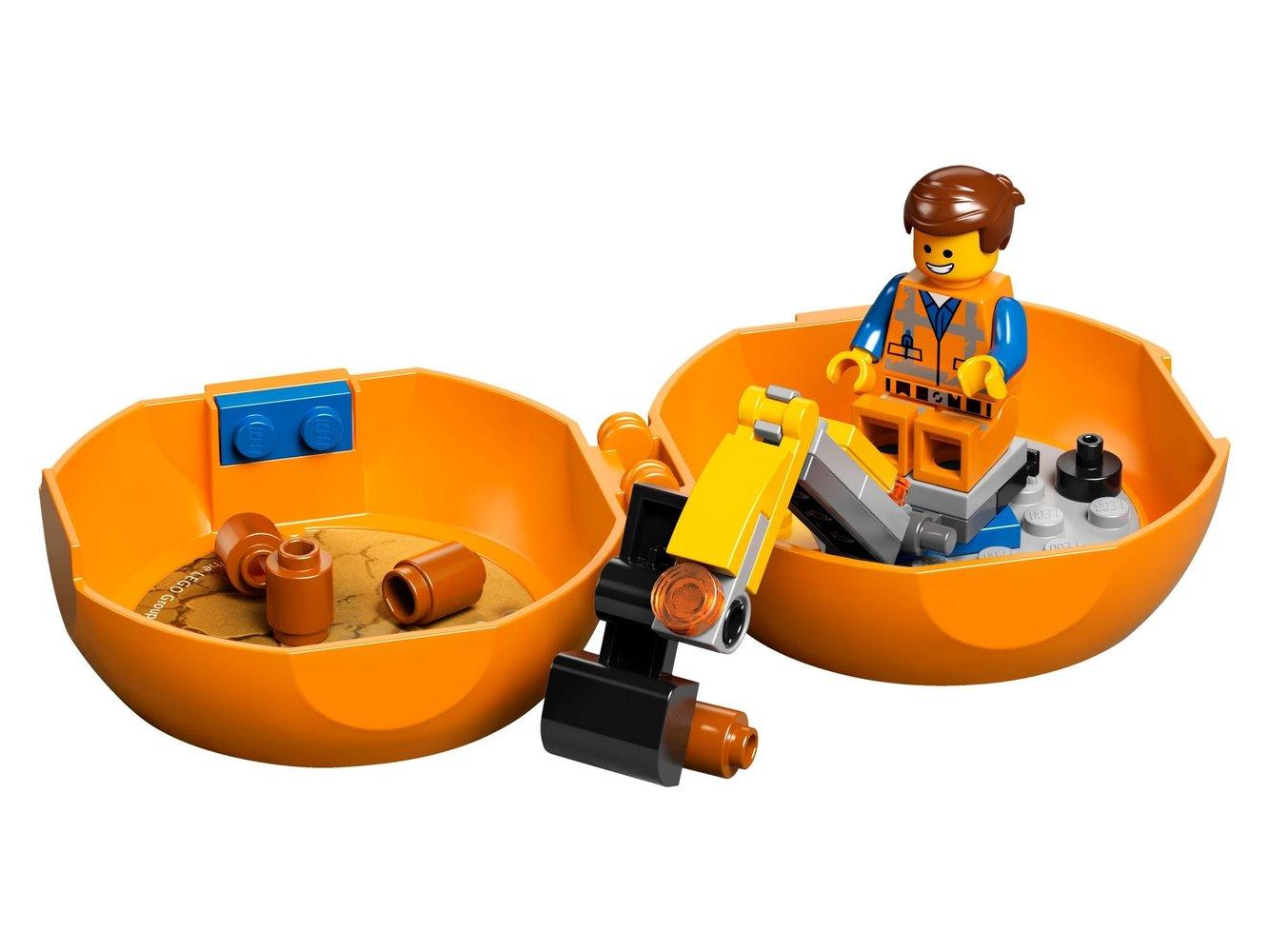 Emmet's Construction Pod