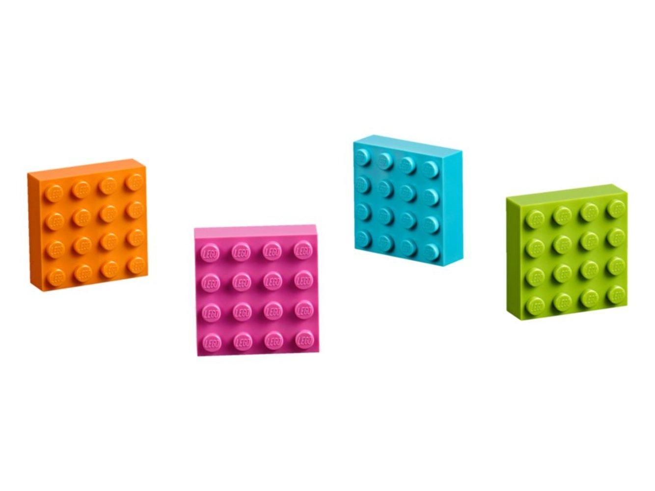 4x4 Brick Magnets