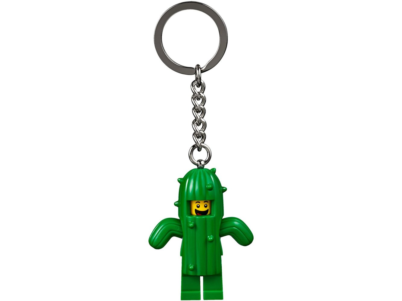 Cactus Boy Key Chain