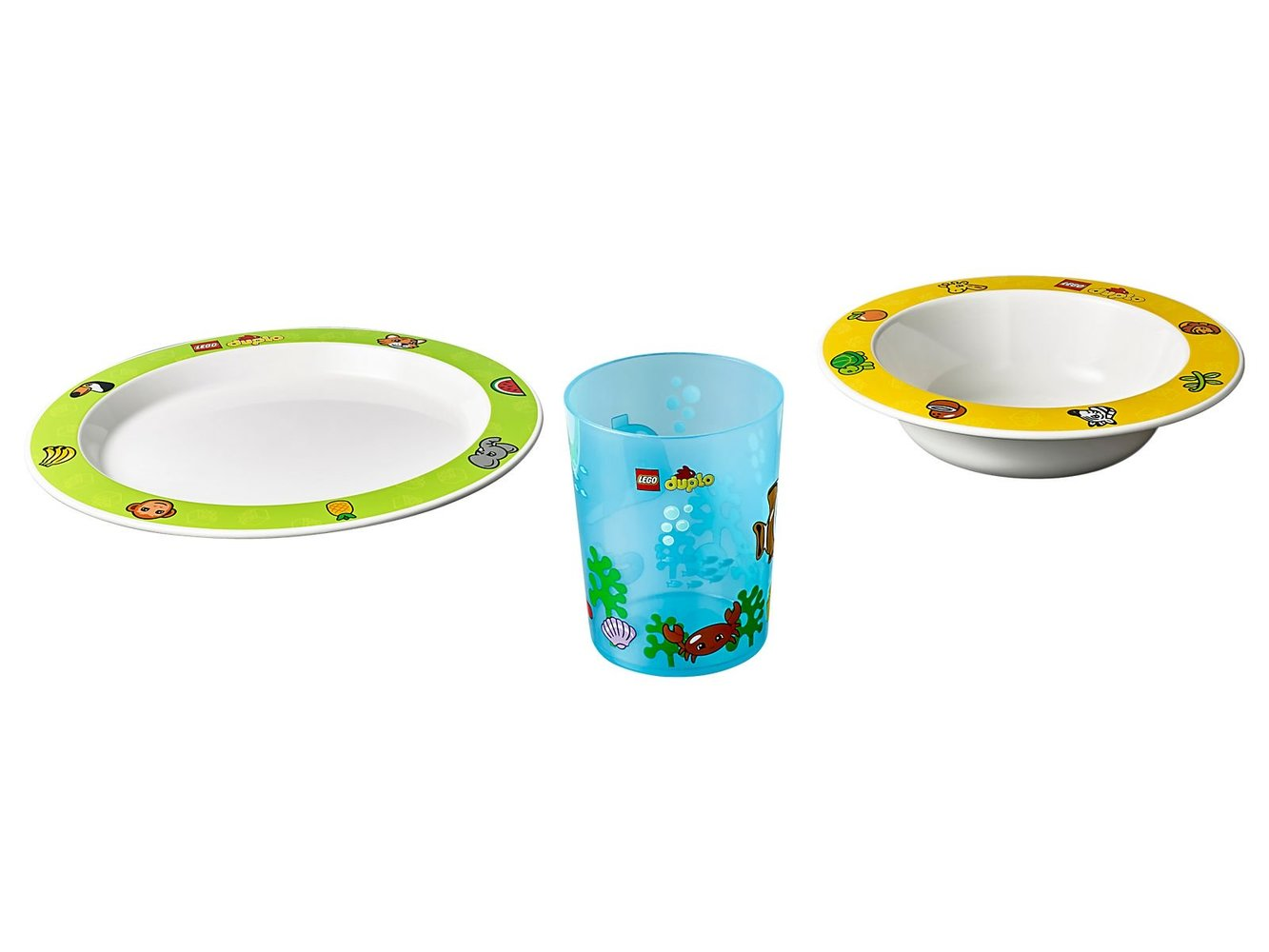 DUPLO Tableware