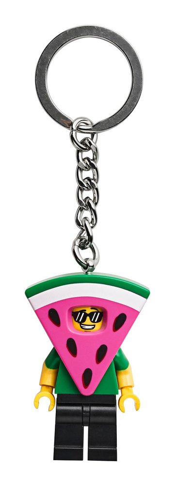 Watermelon Guy Key Chain