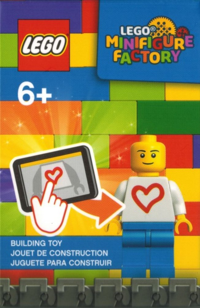 Minifigure Factory Box