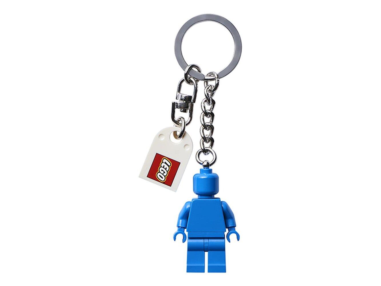 Blue VIP Key Chain