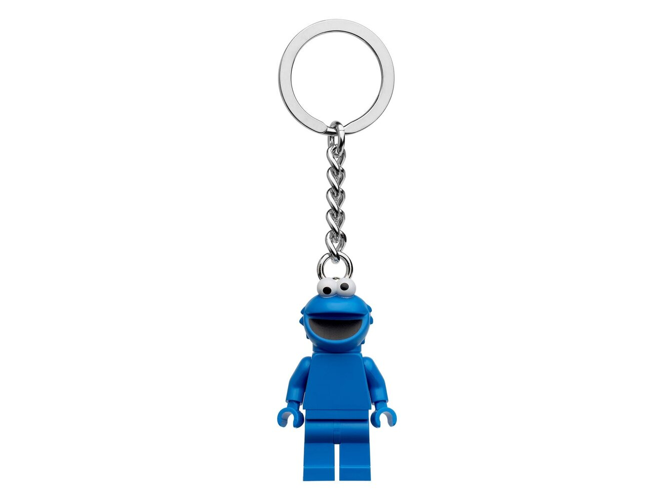 Cookie Monster Key Chain
