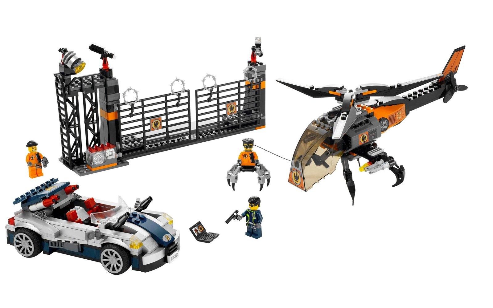 Mission 5: Turbocar Chase