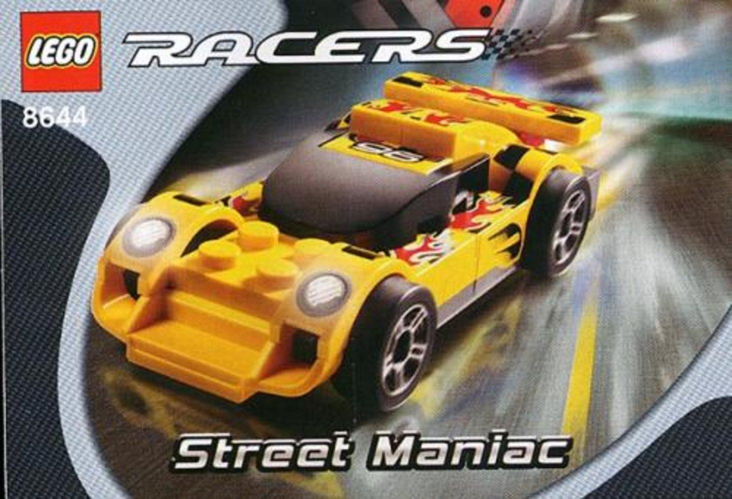Street Maniac