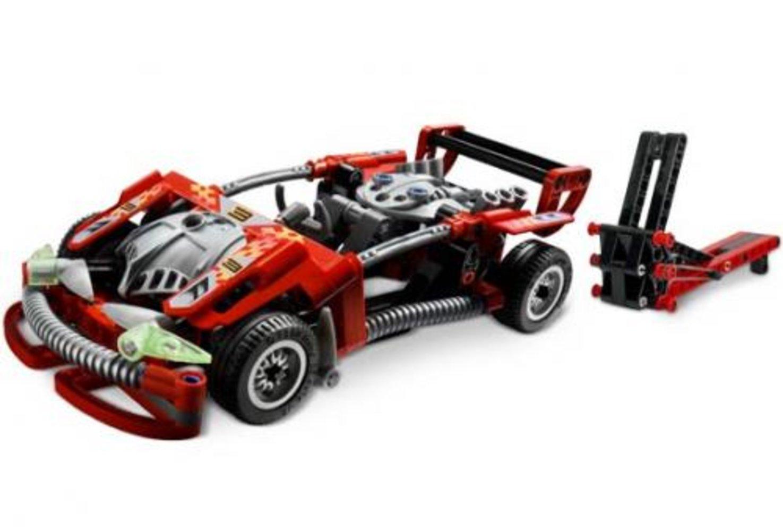 Furious Slammer Racer