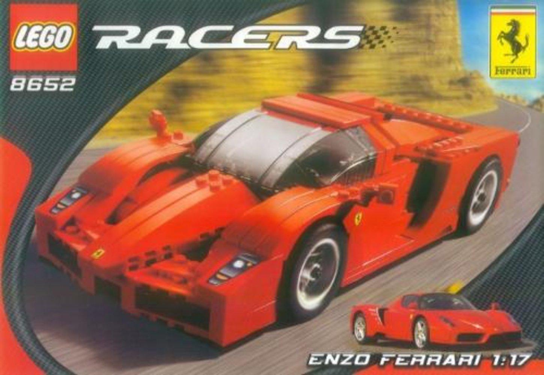 Enzo Ferrari 1:17