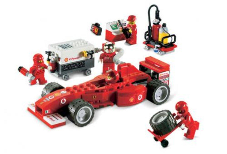 Ferrari F1 Fuel Stop