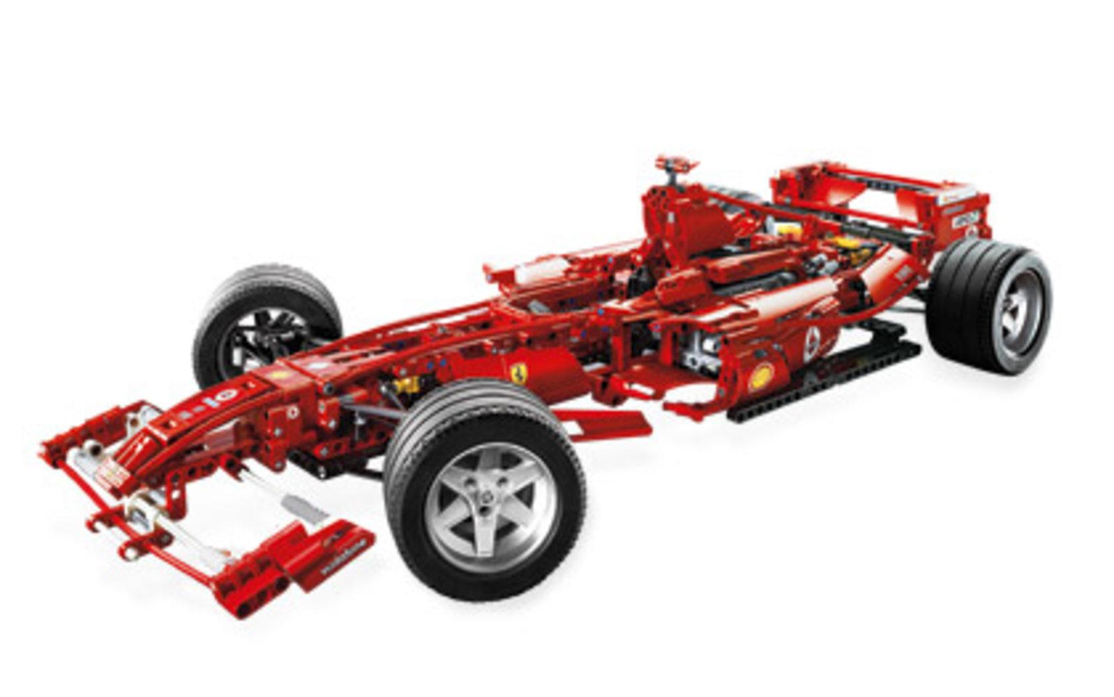 Ferrari F1 Racer 1:8