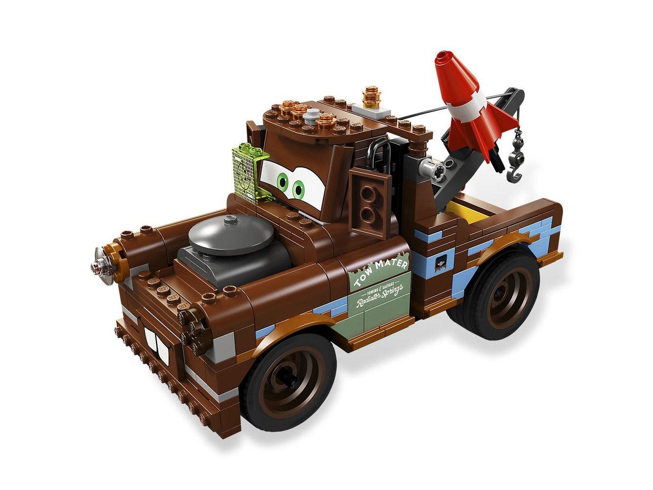 Ultimate Build Mater