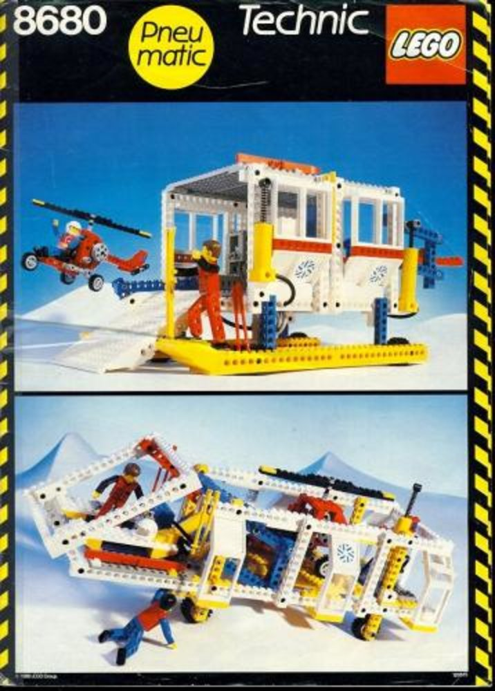 Arctic Rescue Base