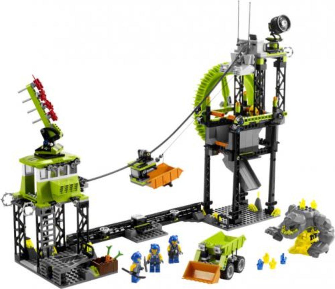 Underground Mining Station