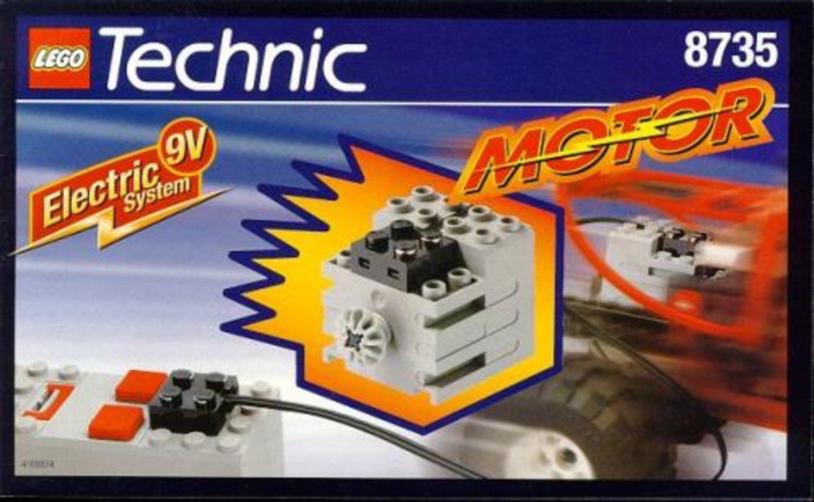 Power Pack Motor Set