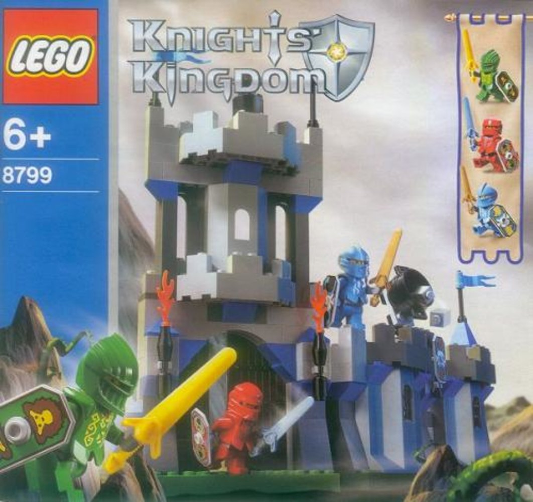 Knights' Castle Wall