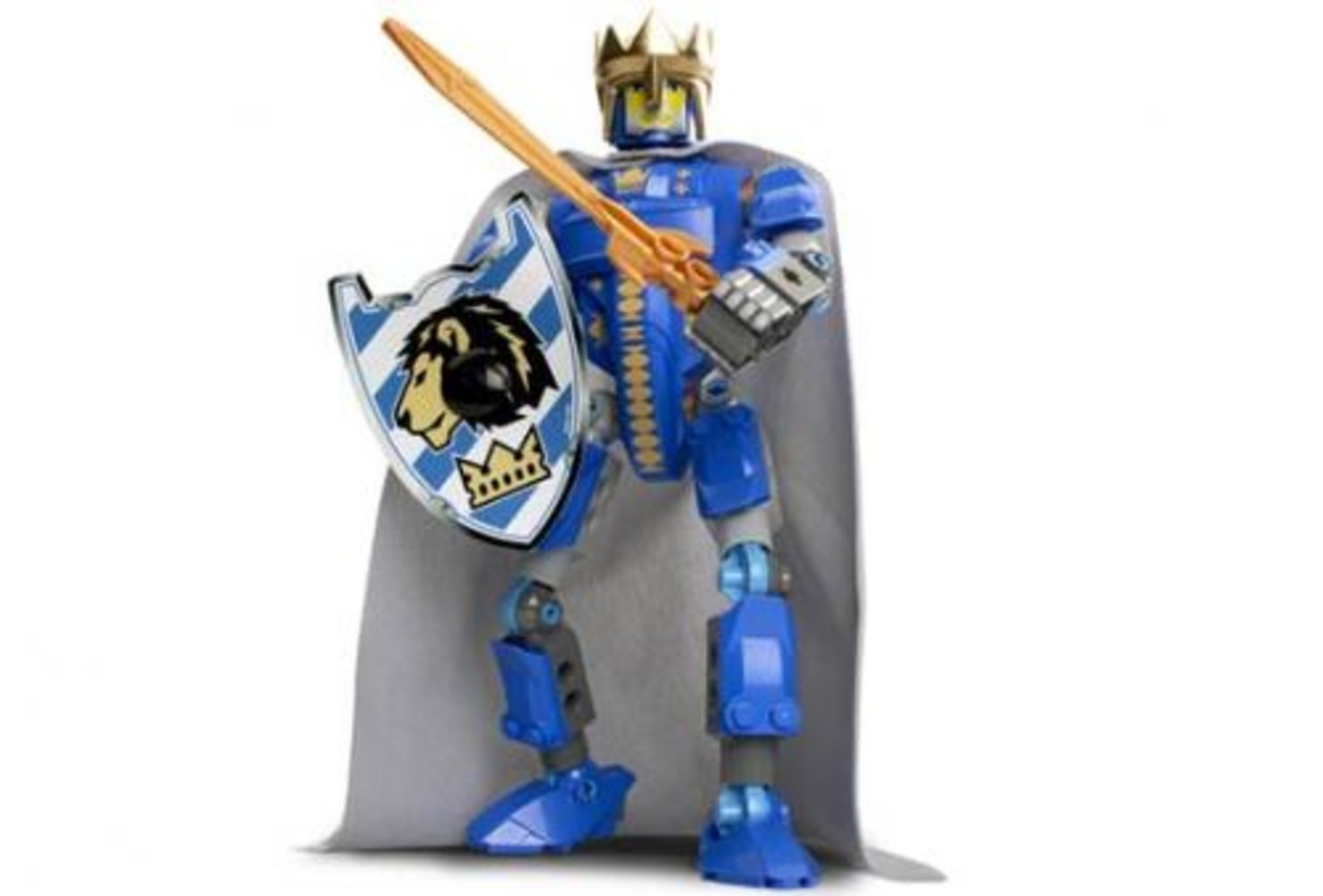 King Mathias (Series 1) Limited Edition with Map and Cape, US