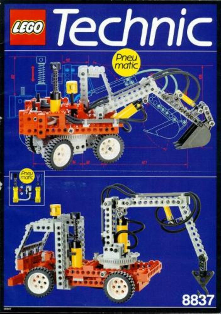 Pneumatic Excavator