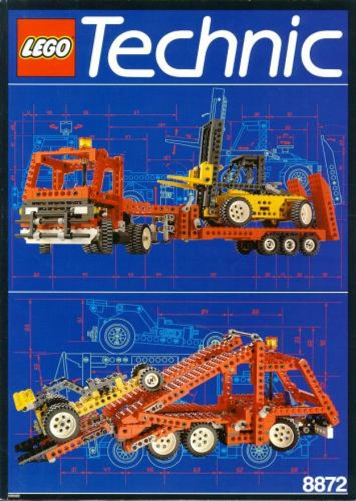 Forklift Transporter