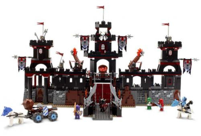 Vladek's Dark Fortress