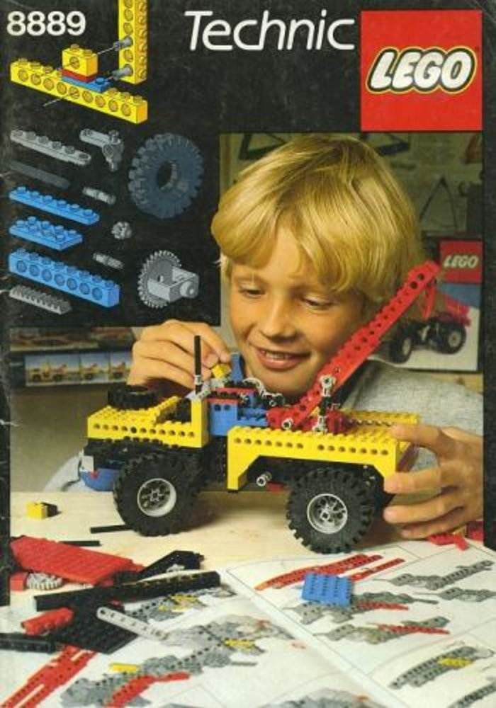 Idea Book 8889