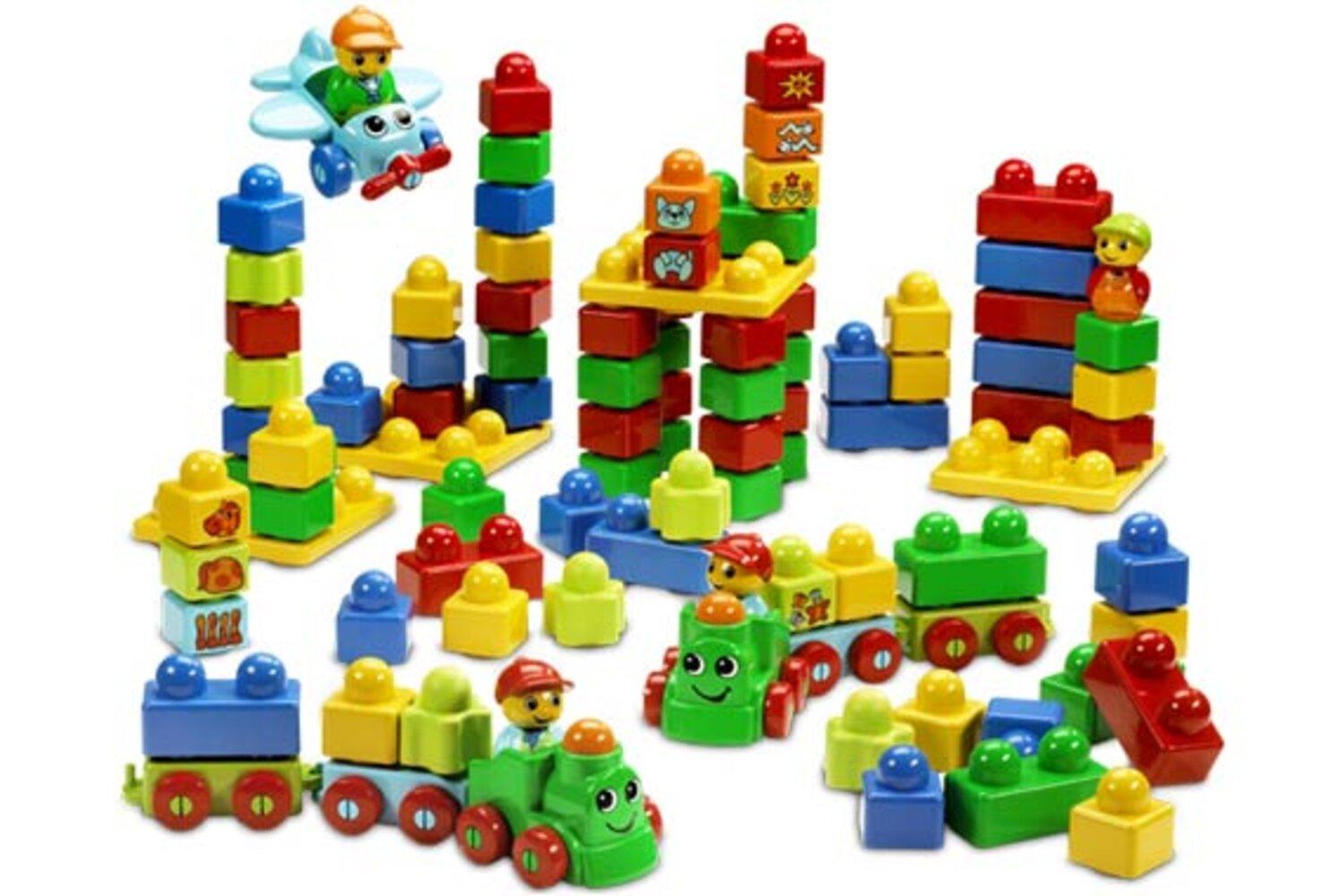 Preschool Building Toy